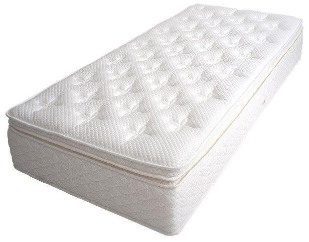 Allegro Elegance táskarugós matrac