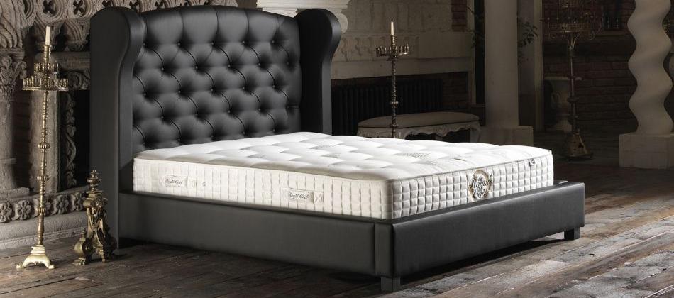Royal Crown kárpitos ágy