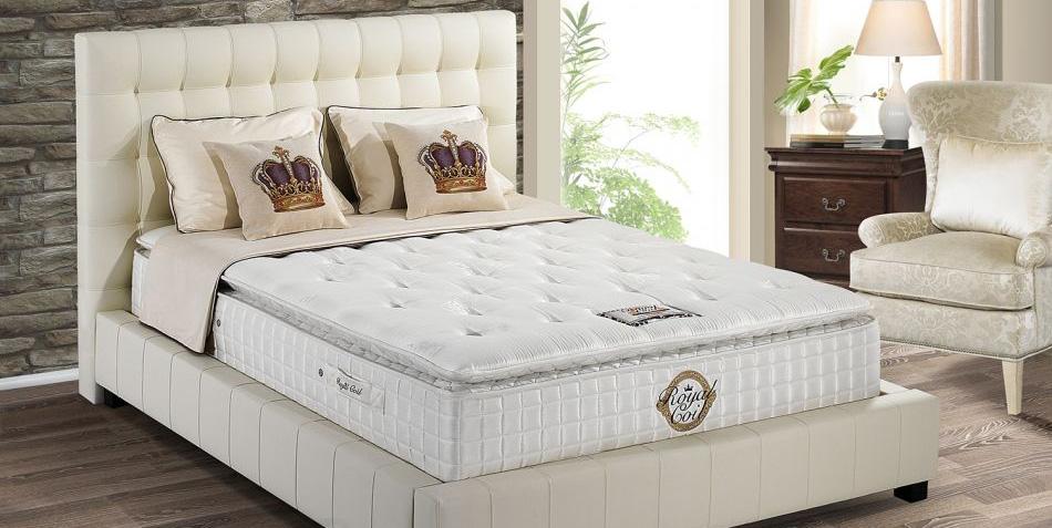 Morfeus kárpitos ágy